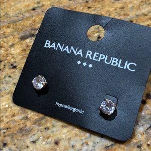 Banana Republic Crystal Studs